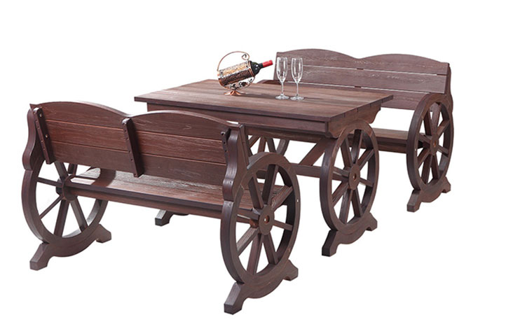 44-PS-Wooden-Wheel--Bench-&-Table